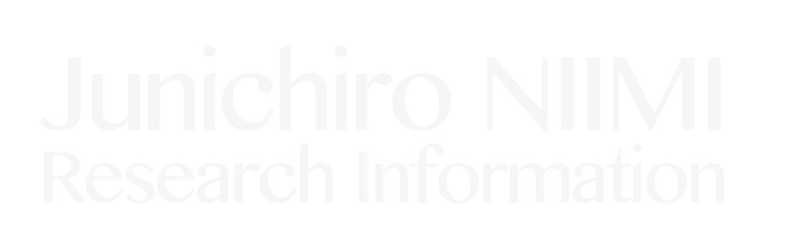 Junichiro NIIMI